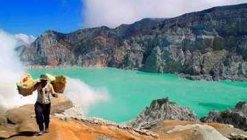 Ijen Package Tour From Bali