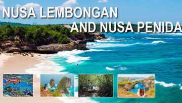 Nusa Lembongan and Nusa Penida Two Day trip