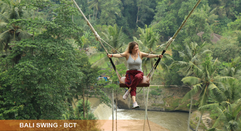 Bali Swing Tour package