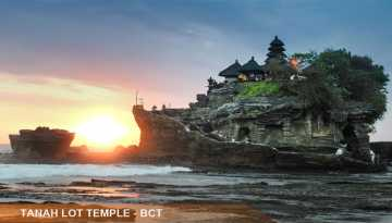 tanah lot sunset tour package