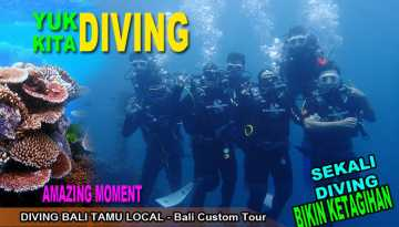 Diving Bali Local