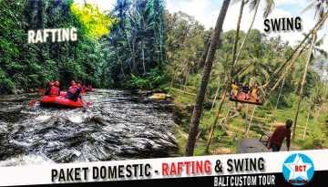 Rafting dan Swing